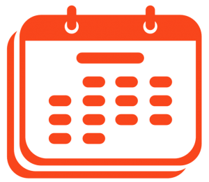 monthly calendar icon