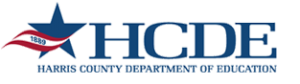 harris county doe logo