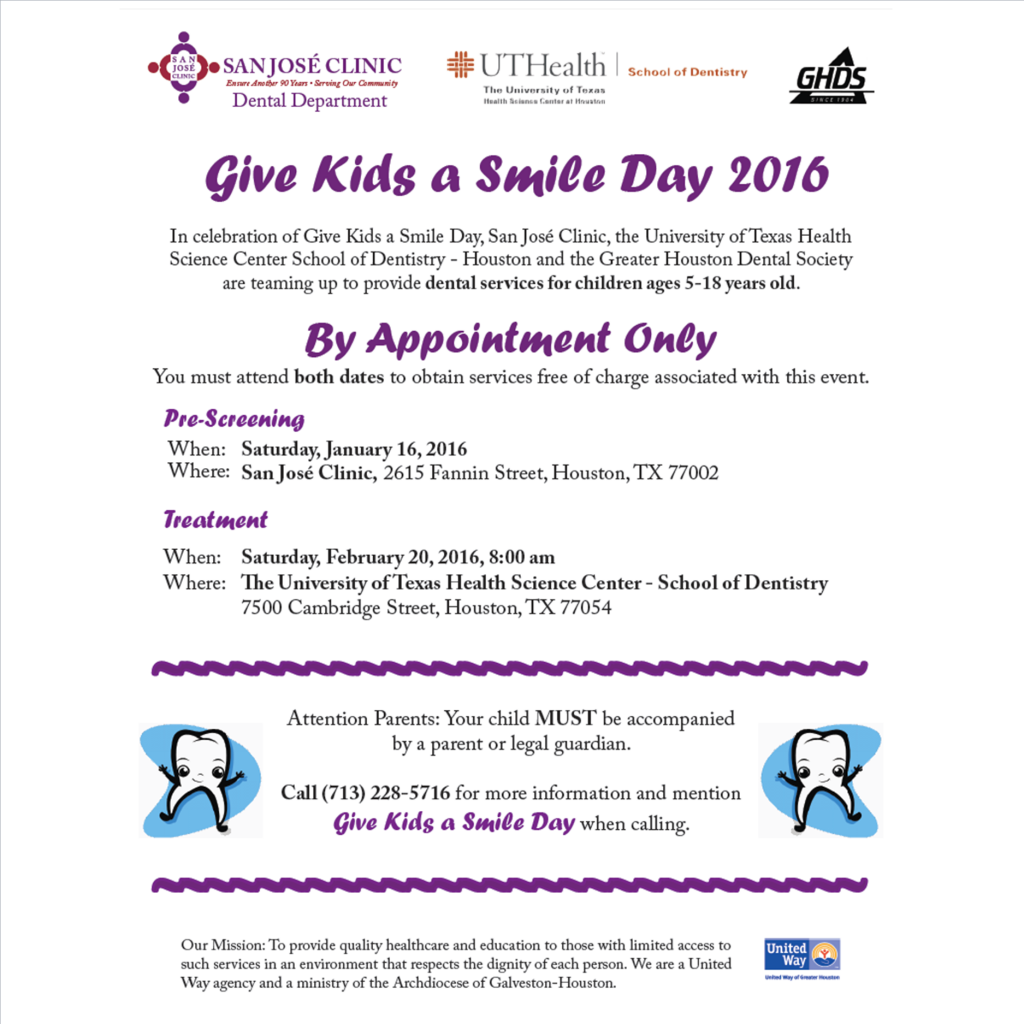 give kids a smile promo_english