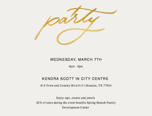 Kendra Scott Gives Back Event 3/7 – Support SBFDC