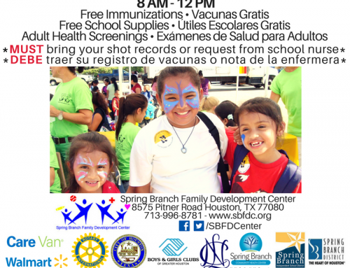 Back-to-School Health Fair: Saturday, August 4th – Volunteer Opportunity!