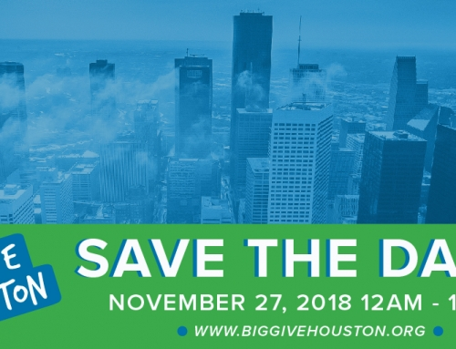 Help SBFDC Meet our $5000 Match During #BigGiveHouston on #GivingTuesday, November 27!