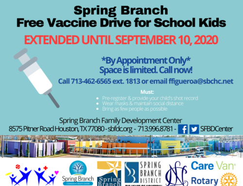 Additional Vaccination Opportunities for Students Through September 10